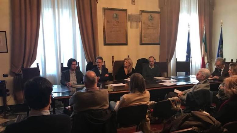 L'Assessore Simona Di Carlo, con le associazioni ambientaliste