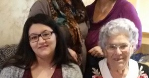 foto della nonna trisavola