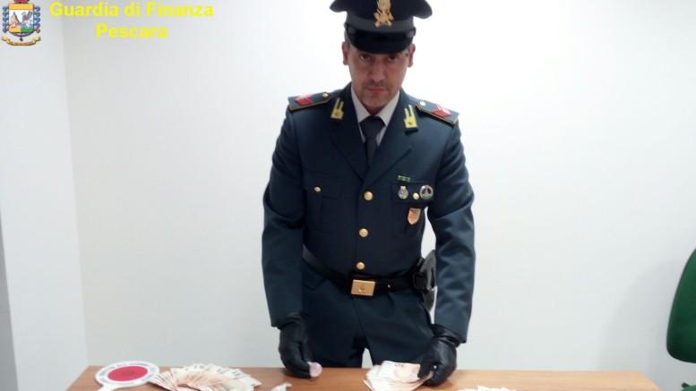 GdF, arresto per spaccio