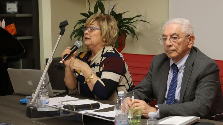 L'Ail incontra l'università, l'intervento della professoressa Pierucci
