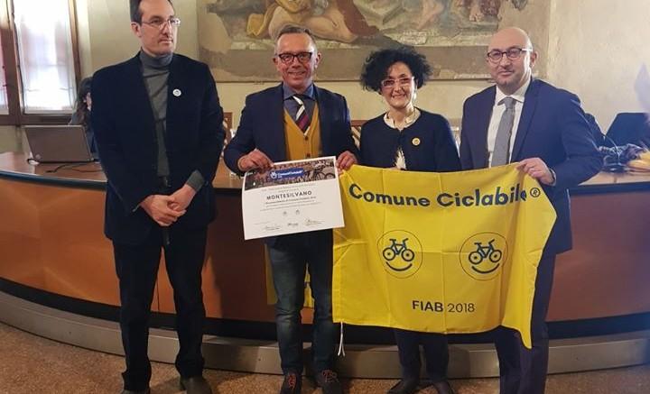 Montesilvano riceve la bandiera gialla