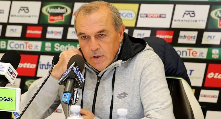 Fabrizio Castori, tecnico del Cesena