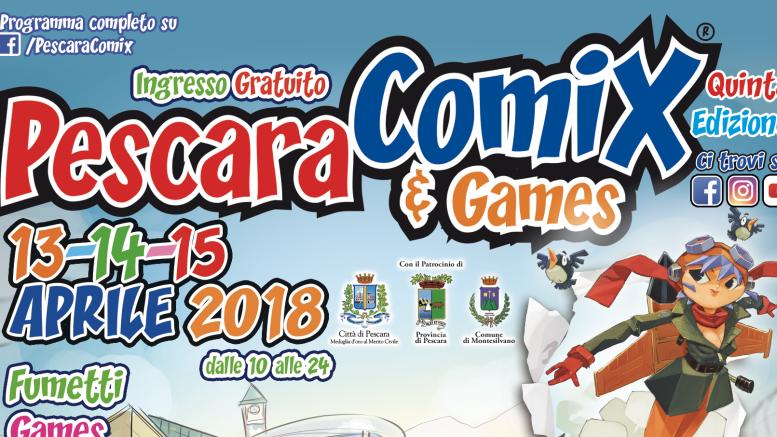 Pescara Comix 2018