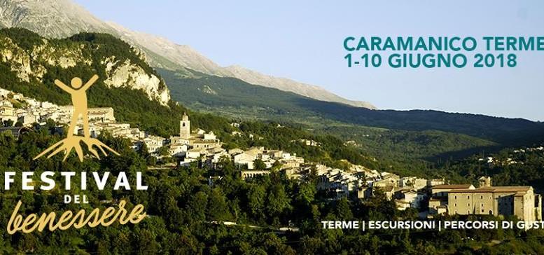 Festival del Benessere a Caramanico Terme
