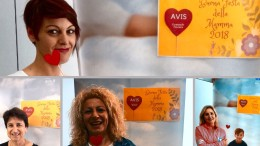 Mamme Avis comunale Pescara, donazione sangue