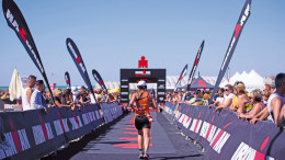 Ironman 70.3 Italy (Photo by Alex Caparros/Getty Images for Ironman)