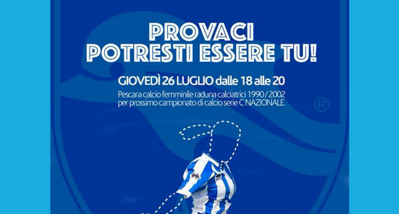 Pescara calcio femminile