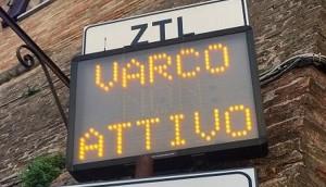 Pescara, attivata la Ztl in via Regina Margherita e via De Amicis