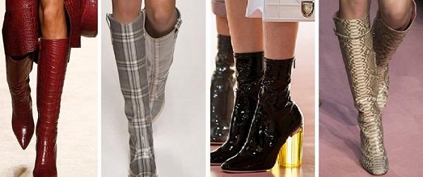 moda stivali
