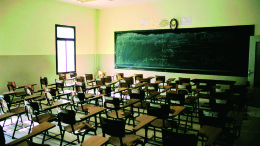 aula scolastica