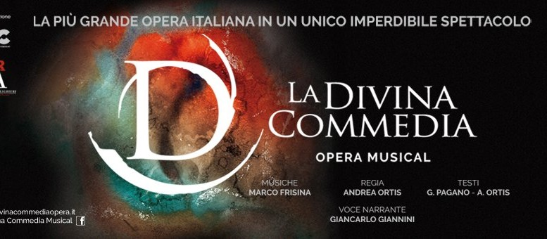 divina commedia musical
