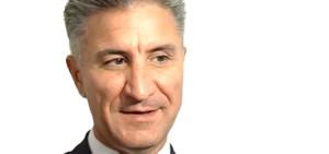 il presidente Mauro Angelucci