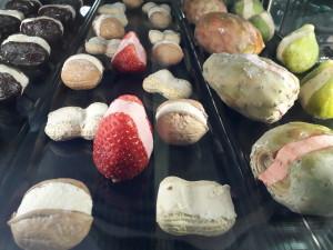 I Gioielli di Frutta della Gelateria Mondolce