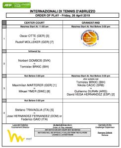 internazionali di tennis d'abruzzo