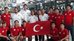 delegazione Turchia - beach golf