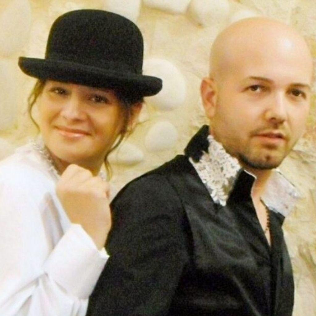 Doriana Roio e Simone Racioppo