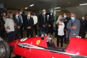 Foto modello Ferrari